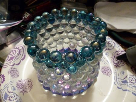 glass-marble-candle-holder