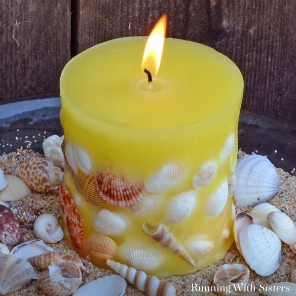 Seashell-Candle-Square