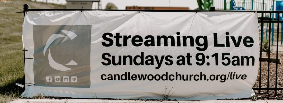 church streaming live