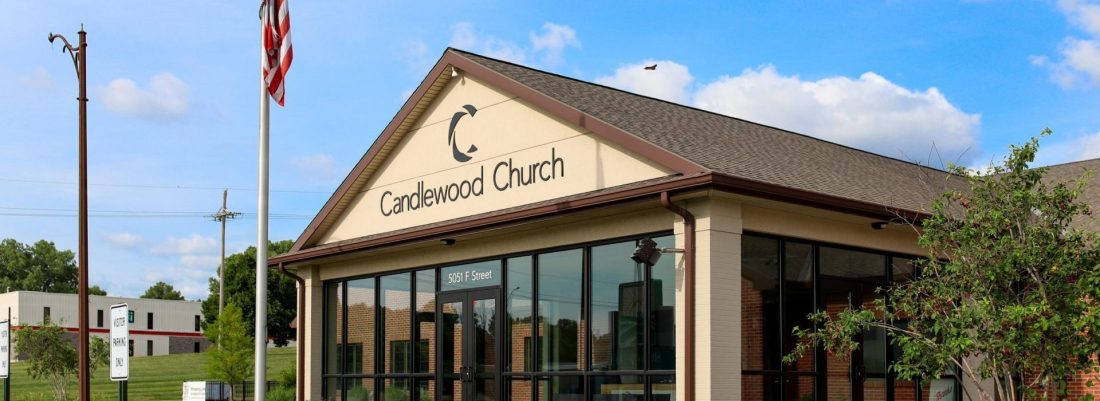 GCC candlewood church update