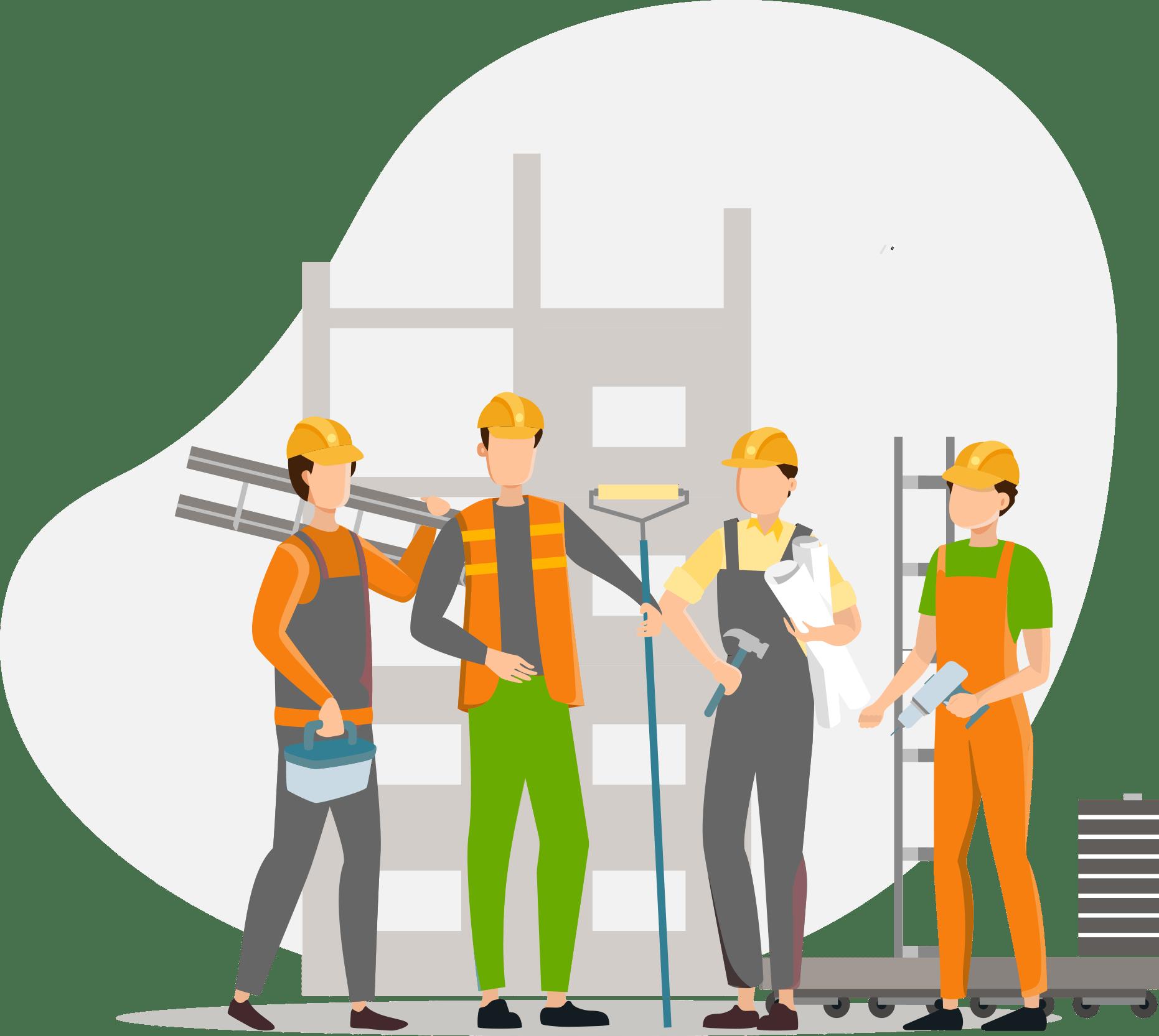 Pouzdan partner za projekte građenja, rekonstrukcije i održavanja