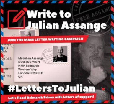Resultado de imagen de John Wight assange