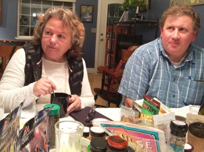Gabrielle Keeler and Steven Berger
