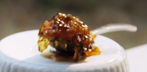 zucchini marmalade