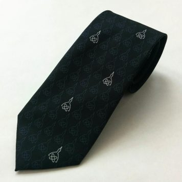 Johns Hopkins Radiology polyester tie
