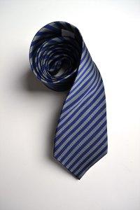 Delta Chi, tie, silk, woven, stripes