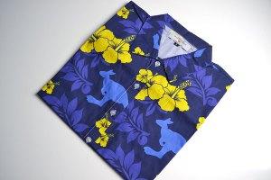 wedding, hawaiian shirt, floral, destination wedding