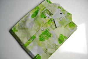 US Air Force GPS, hawaiian shirt, green