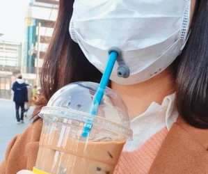 cool mask designs with straw valve