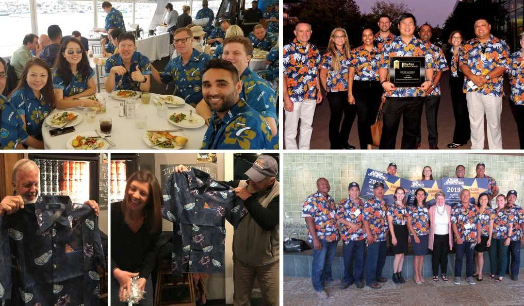 If every day were Hawaiian Shirt Friday, would the world be a better place?