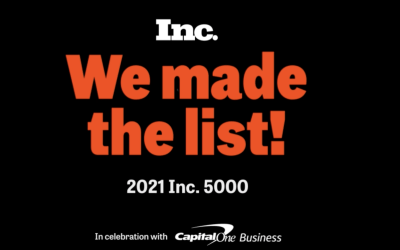 America's Fastest-Growing Private Companies—the Inc. 5000