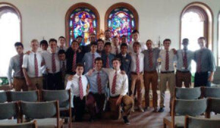 St Ignatius College Prep Boys soccer team