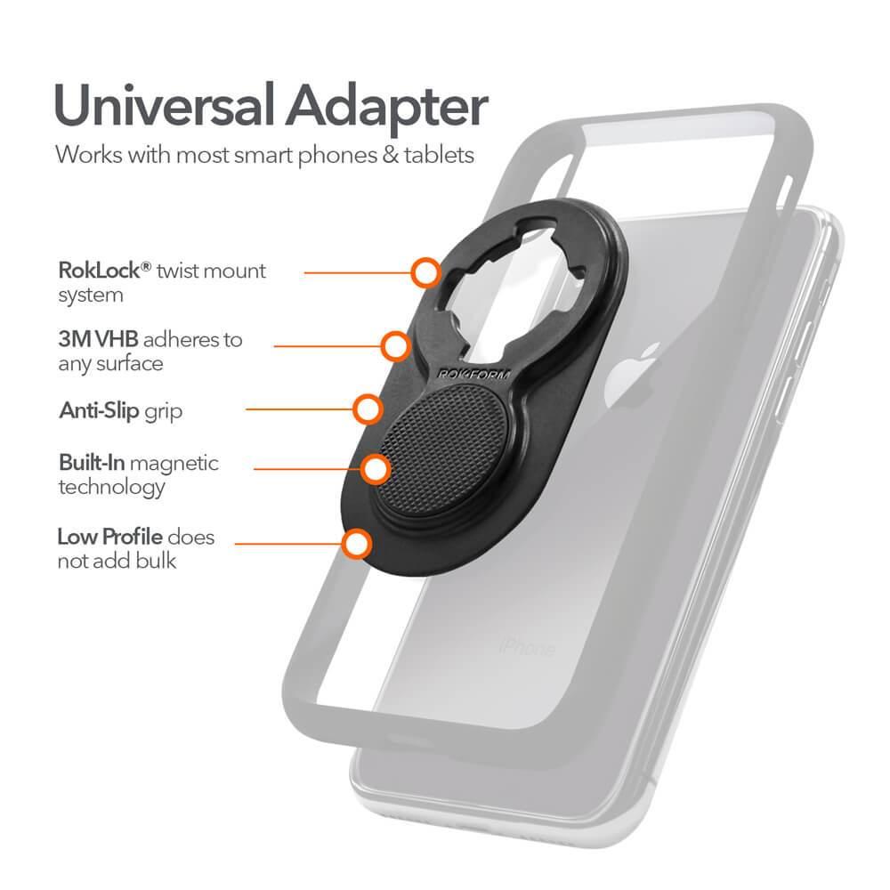 Rokform — чехлы и аксессуары для iPhone с заявкой на победу