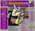 Darrin Bell to appear at Wondercon this Saturday