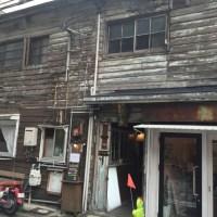 大阪の昔の街並み
