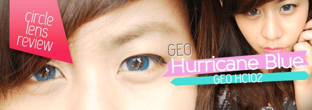 Review: GEO HC102 – Hurricane Blue