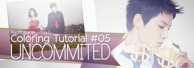 Photoshop: Coloring Tutorial #05: Uncommitted + TVXQ JYJ Lee YeonHee G-Dragon iPhone Wallpapers