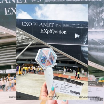 My first EXO concert in Seoul: EXplOration in Seoul Day 3