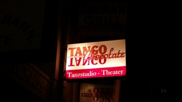 Tango by night
