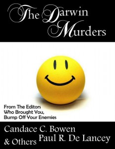 Book Cover: The Darwin Murders
