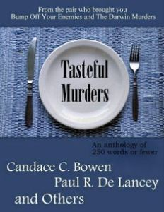 Book Cover: Tasteful Murders