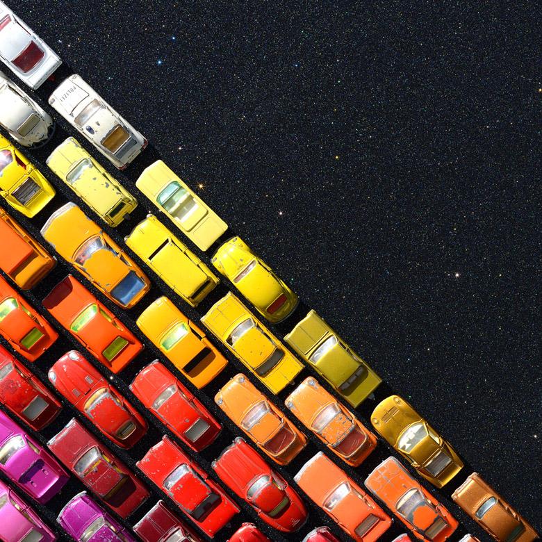 Eva Gieselberg Candy Cars Black Edition Autoart