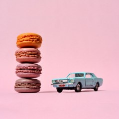 candycars maCARons Mustang Gieselberg
