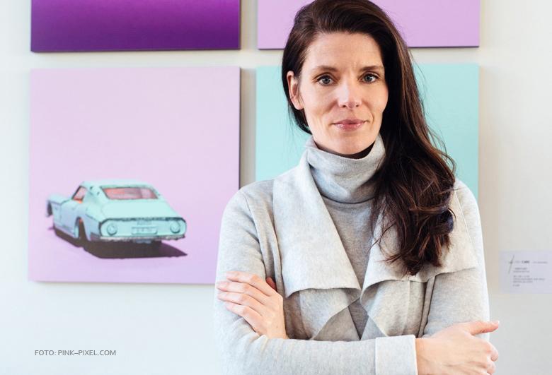 Eva Gieselberg Künstlerin Candycars