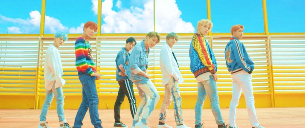 BTS ติดชาร์ต Billboard Hot 100