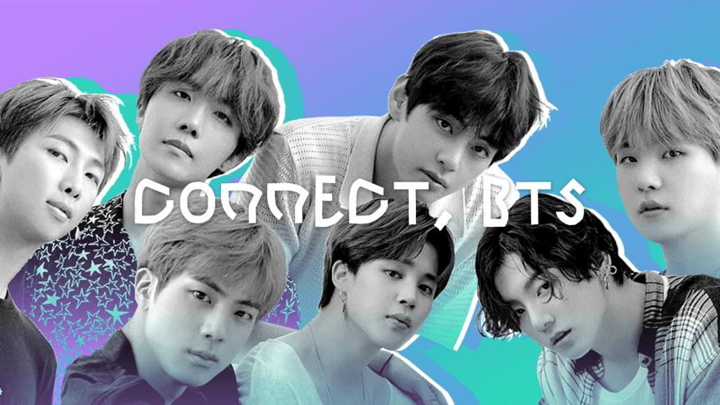 CONNECT, BTS