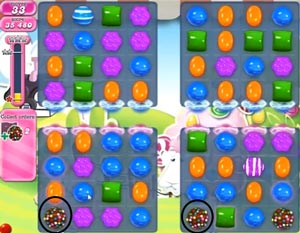 candy crush level 467