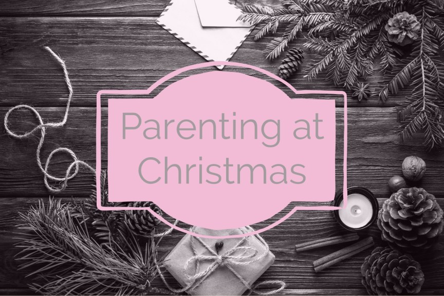parenting at christmas