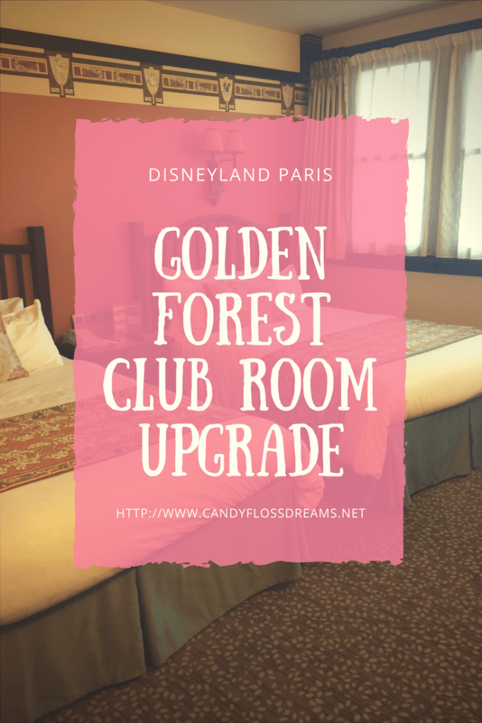 Golden Forest Sequoia Lodge Club Room Upgrade, Family Travel Tips for Disneyland Paris