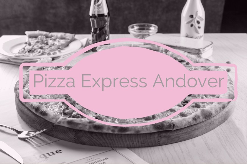 pizza express andover