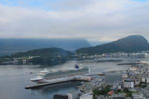Norway Holiday – The Azura Ship