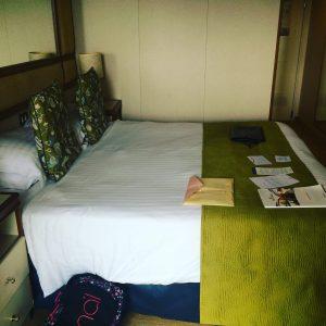 P&O Azura Cabin Tour & Review