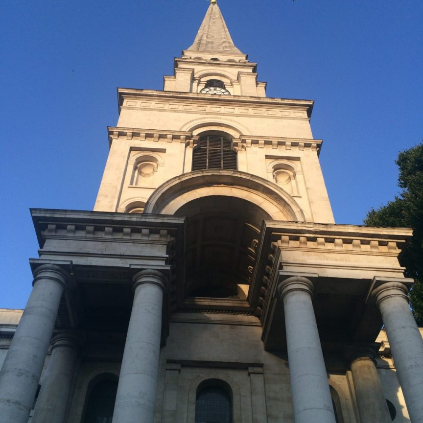 jack the ripper walking tour, london tours, christ church spitalfields london