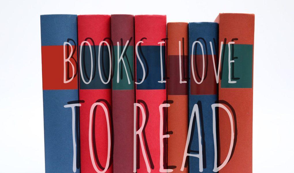 books I love to read