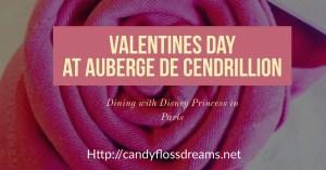 Auberge de Cendrillon Review – Disneyland Paris