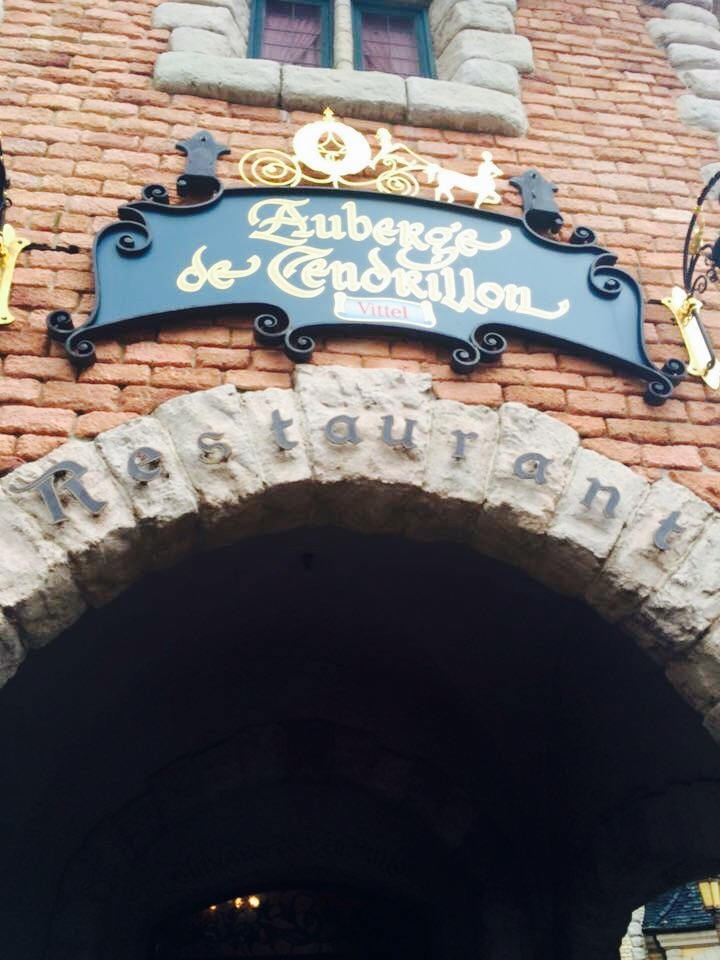 Auberge de Cendrillon Disneyland Paris Review