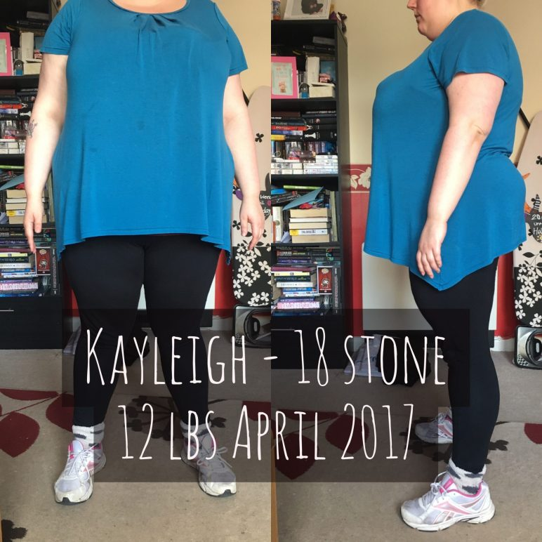 Slimming World Before Photos