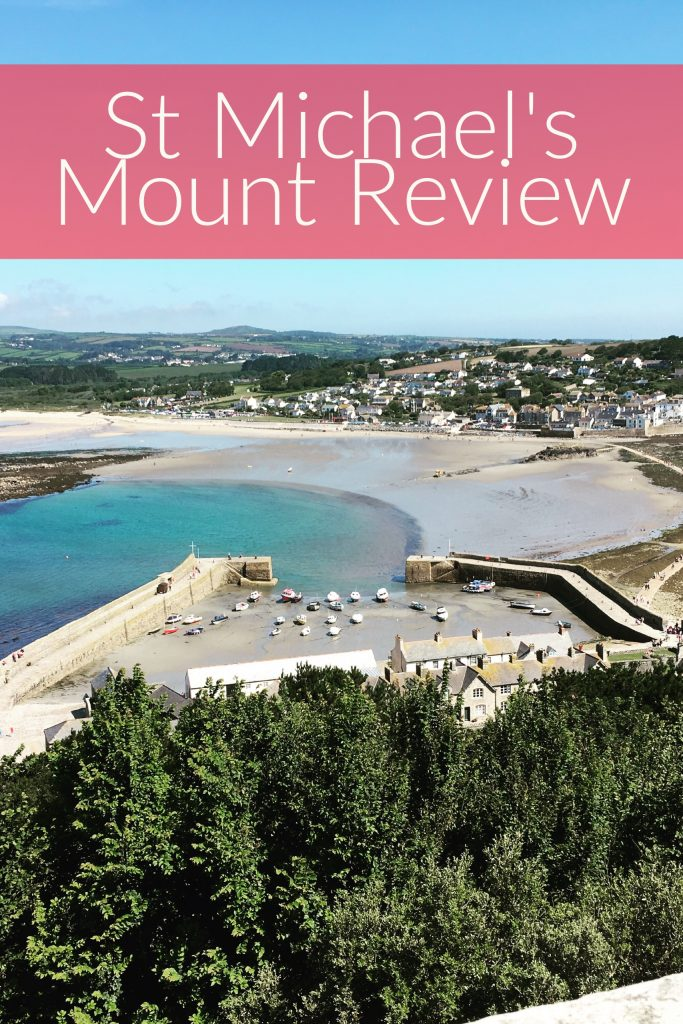St Michael's Mount Review, Cornwall