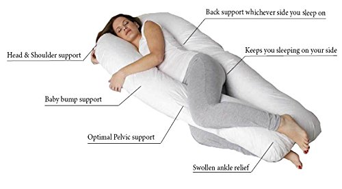 9ft pregnancy support pillow, pregnancy product wishlist