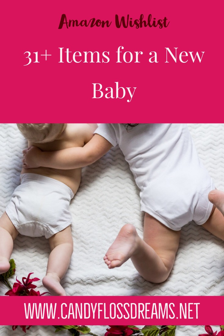 30 Plus Items for New Baby Checklist, #pregnancy #newbaby #nursery #babyessentials