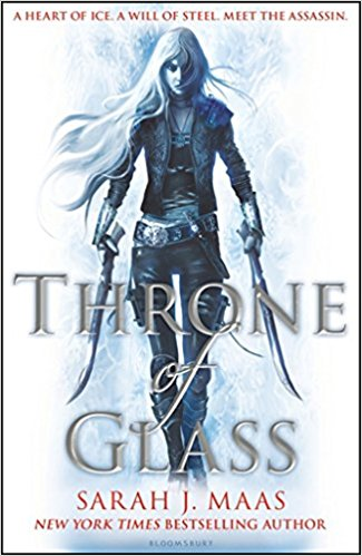 A throne of glass, books I've loved