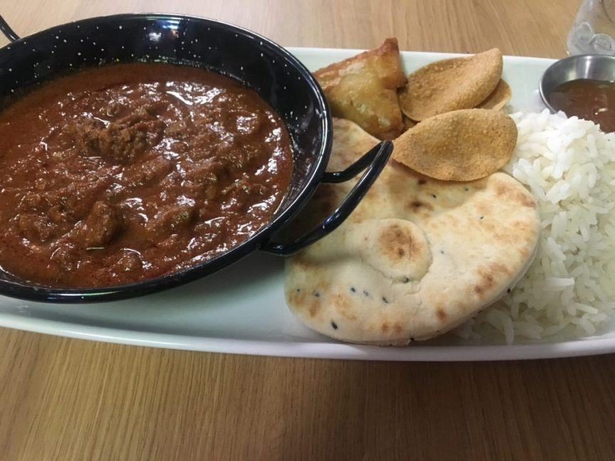 landguard holiday park beef madras