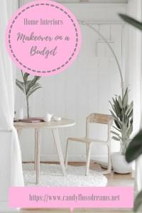 home makeover budget