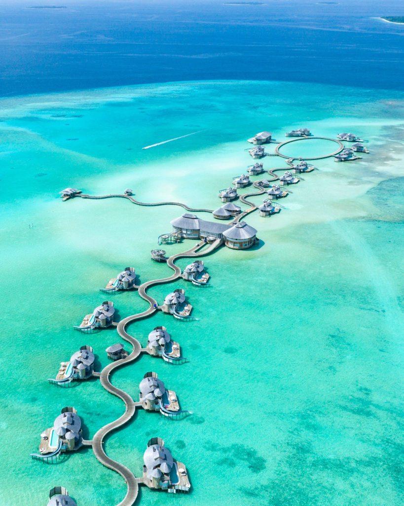 maldives honeymoon destination