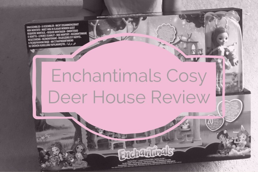 Enchantimals Cosy Deer House Toy Review