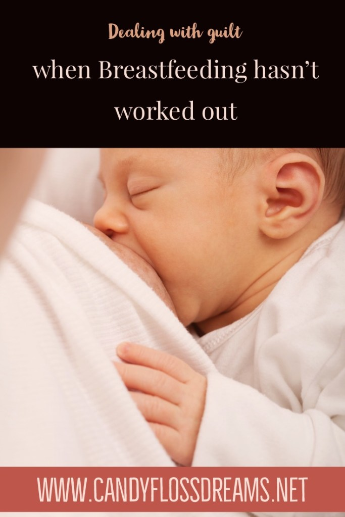 For my second baby I wanted to breastfeed but sadly breastfeeding hasn't worked out for us and I've felt a lot of guilt. This is why we've decided to move from breastfeeding to bottle feeding blog post.
